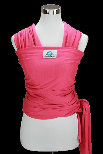 StorchenExpress Babytragetuch pink