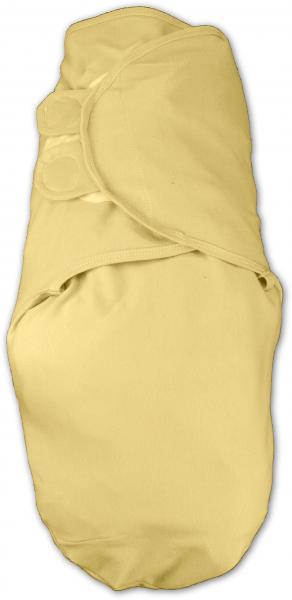 StorchenExpress Pucksack gelb/beige