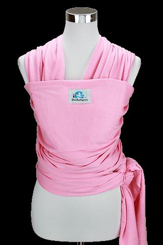StorchenExpress Babytragetuch rosa