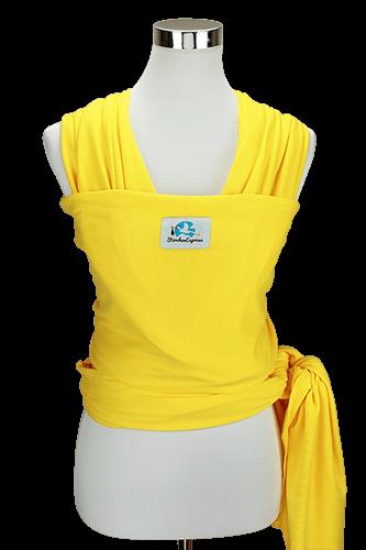 StorchenExpress Babytragetuch gelb